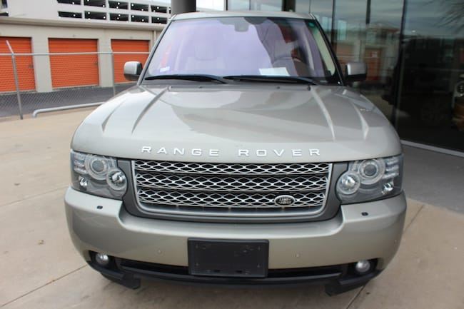 Used 2010 Land Rover Range Rover HSE LUX 4WD 4dr SUV for sale in North Houston