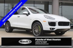 Used 2017 Porsche Cayenne S E-Hybrid SUV for sale in Houston, TX