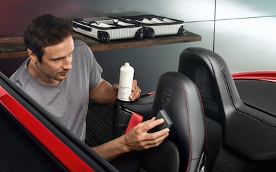 Porsche Car Cleaning Products