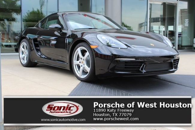 New 2019 Porsche 718 Cayman Coupe Coupe in Houston
