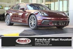 New 2018 Porsche Panamera 4 Sedan Executive Demo for sale in Houston