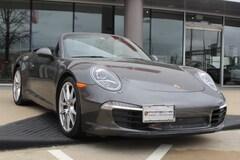 Used 2013 Porsche 911 Carrera Cabriolet for sale in Houston