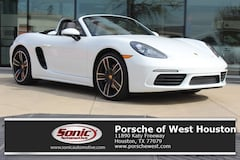 New 2019 Porsche 718 Boxster Roadster Cabriolet for sale in Houston