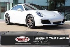 2018 Porsche 911 Carrera S Coupe