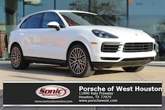 New 2019 Porsche Cayenne S SUV for sale in Houston