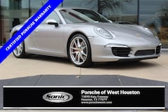 Used 2014 Porsche 911 Carrera 4S 2dr Cpe Coupe for sale in Houston