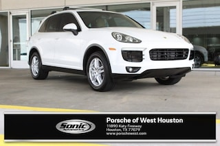 Used 2016 Porsche Cayenne AWD 4dr SUV for sale in Houston