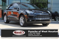 New 2018 Porsche Macan AWD SUV for sale in Houston