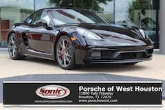 New 2018 Porsche 718 Cayman GTS Coupe for sale in Houston