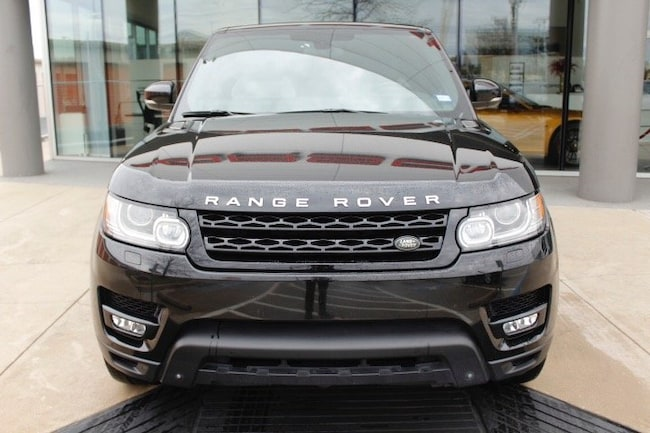 Used 2014 Land Rover Range Rover Sport Autobiography 4WD 4dr SUV in Houston