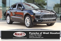 2018 Porsche Macan AWD SUV Executive Demo