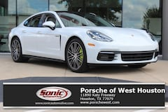New 2018 Porsche Panamera E-Hybrid 4 E-Hybrid Sedan for sale in Houston