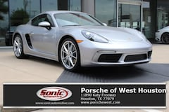 New 2019 Porsche 718 Cayman Coupe Coupe for sale in Houston