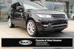 Used 2014 Land Rover Range Rover Sport Autobiography 4WD 4dr SUV for sale in Houston