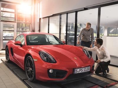 Complete Porsche Detail