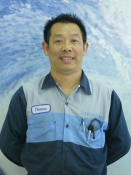 <b>Thomas Tran</b><br>Technician<br></br>