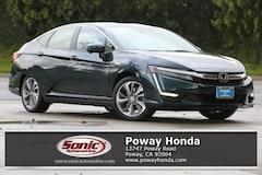 New 2019 Honda Clarity Plug-In Hybrid Touring Sedan for sale in Poway