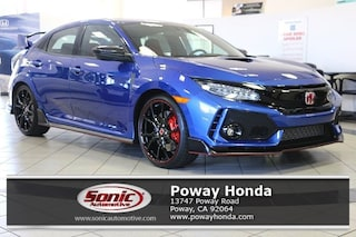 New 2019 Honda Civic Type R Touring Hatchback near San Diego