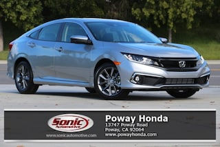 New 2019 Honda Civic EX Sedan for sale in Poway