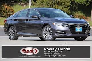New 2019 Honda Accord Hybrid Touring Sedan near San Diego