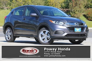 New 2019 Honda HR-V LX 2WD SUV for sale in Poway