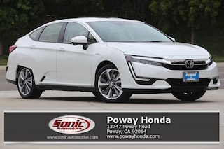 New 2018 Honda Clarity Plug-In Hybrid Sedan near San Diego