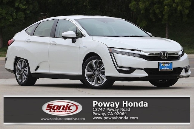 New 2018 Honda Clarity Plug-In Hybrid Sedan near San Diego