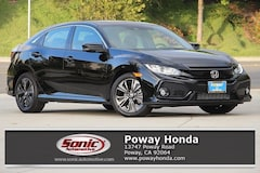 New 2019 Honda Civic EX Hatchback for sale in Poway