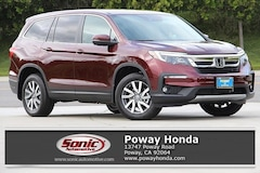 New 2019 Honda Pilot EX AWD SUV for sale in Poway