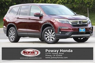 New 2019 Honda Pilot EX AWD SUV near San Diego