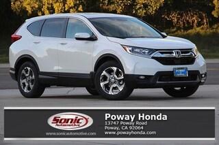New 2019 Honda CR-V EX 2WD SUV for sale near San Diego