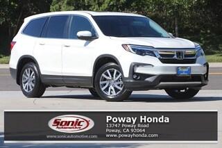 New 2019 Honda Pilot EX-L FWD SUV near San Diego