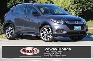 New 2019 Honda HR-V Sport 2WD SUV near San Diego