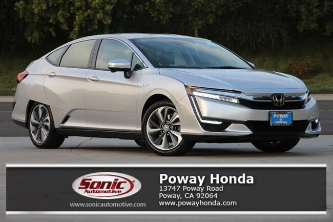 New 2018 Honda Clarity Plug-In Hybrid Touring Sedan near San Diego
