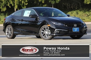 New 2019 Honda Civic EX Coupe for sale in Poway