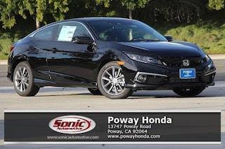 New 2019 Honda Civic EX Coupe near San Diego