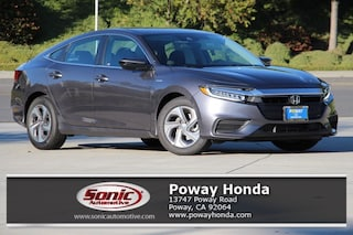 New 2019 Honda Insight LX Sedan near San Diego
