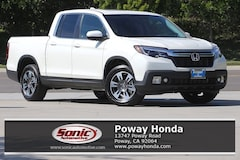 New 2019 Honda Ridgeline RTL FWD Truck Crew Cab for sale in Poway