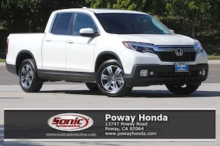 New 2019 Honda Ridgeline RTL FWD Truck Crew Cab for sale in Poway