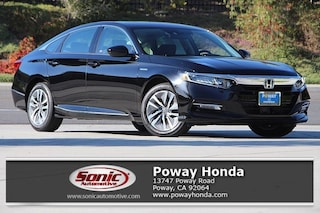 New 2018 Honda Accord Hybrid EX Sedan near San Diego