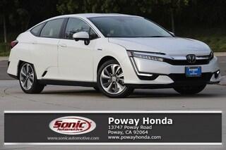 New 2019 Honda Clarity Plug-In Hybrid Sedan near San Diego