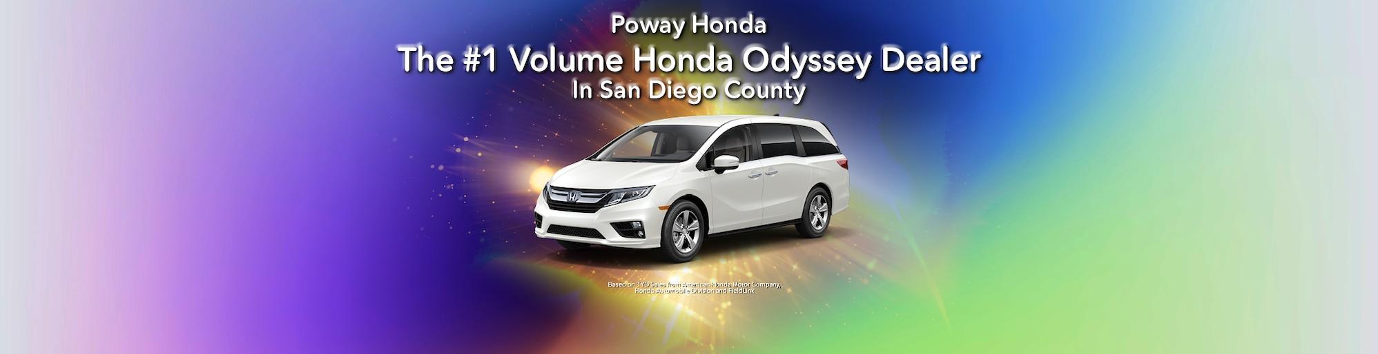 Poway Honda New Honda Used Car Dealer