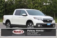 New 2019 Honda Ridgeline RTL AWD Truck Crew Cab for sale in Poway