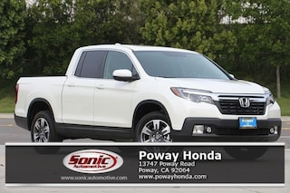 New 2019 Honda Ridgeline RTL AWD Truck Crew Cab for sale in Poway