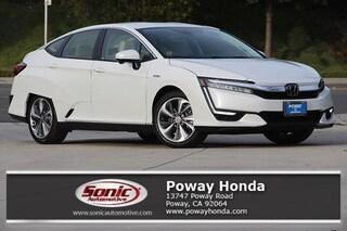 New 2019 Honda Clarity Plug-In Hybrid Touring Sedan near San Diego