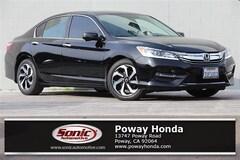 Certified 2016 Honda Accord EX Sedan in Santa Monica