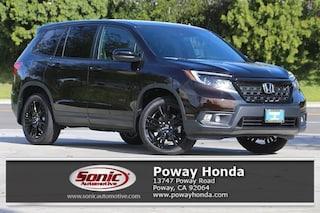New 2019 Honda Passport Sport FWD SUV near San Diego