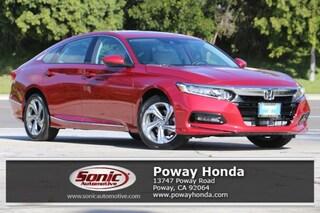 New 2019 Honda Accord EX-L Sedan for sale in Poway