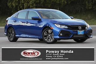 New 2019 Honda Civic EX Hatchback near San Diego