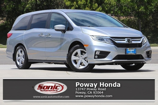 New 2019 Honda Odyssey EX-L Van near San Diego